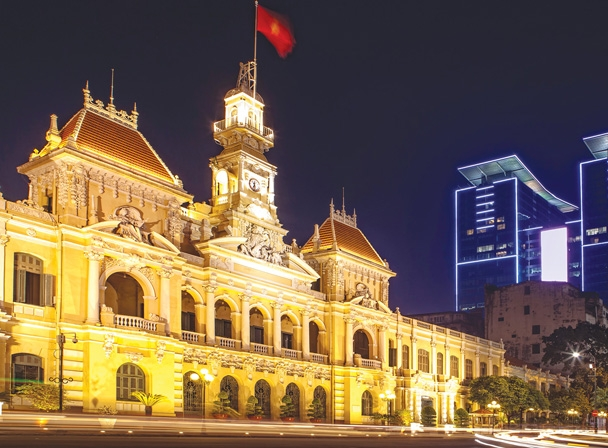 3 Days 2 Nights Ho Chi Minh