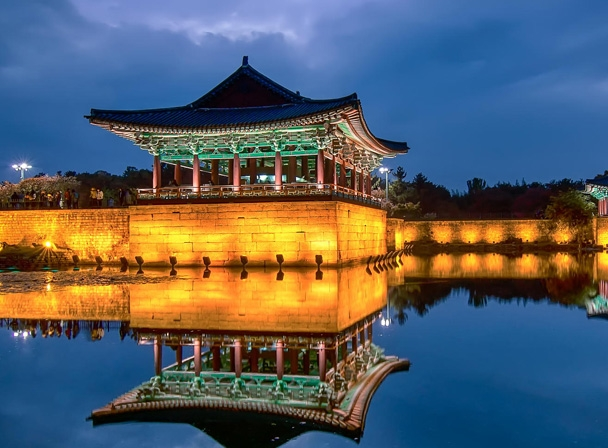 5 Days 4 Nights Busan Gyeongju Trip