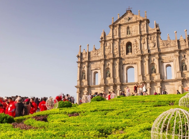3 Days 2 Nights Macau Cultural and Historical