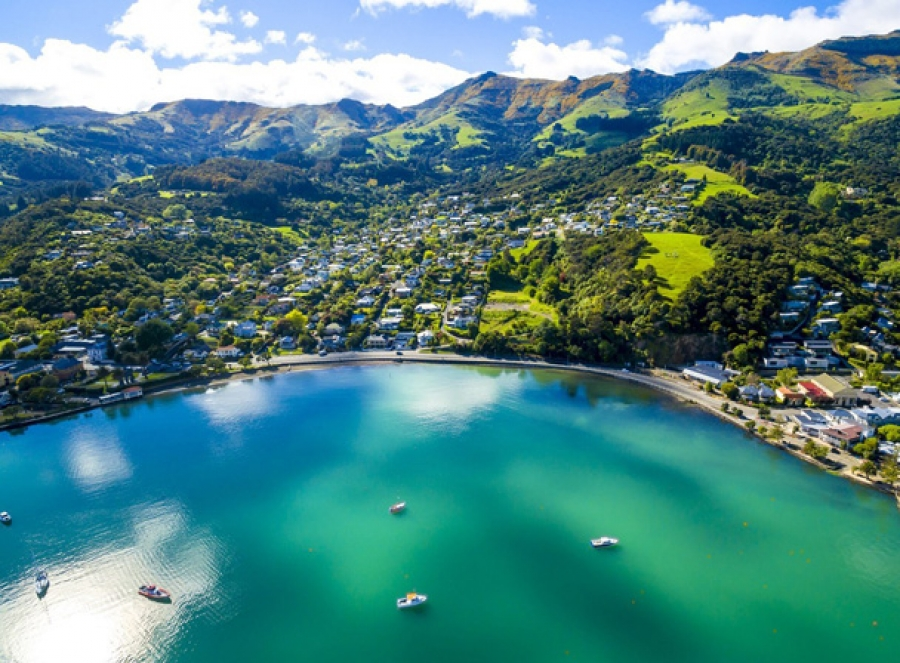 9 Days 8 Nights New Zealand North and South Island Tour